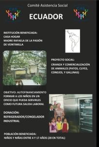 CAS Ecuador