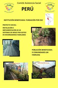CAS Peru